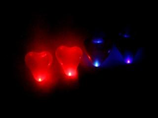 День Святого Валентина.Светошарики.ру