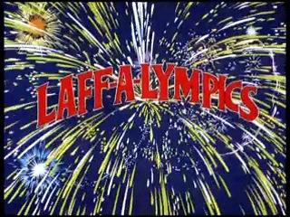 Скуби-Ду!: Олимпийские игры, Забавные состязания / Scooby-Doo! Laff-A-Lympics: Spooky Games (Cезон 1 , Серия 2 из 5)