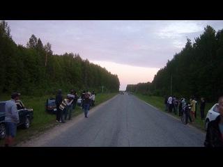 Невьянск, гонки 15 июня 2013 турбо 12шка, проиграл всего 3 корпуса))